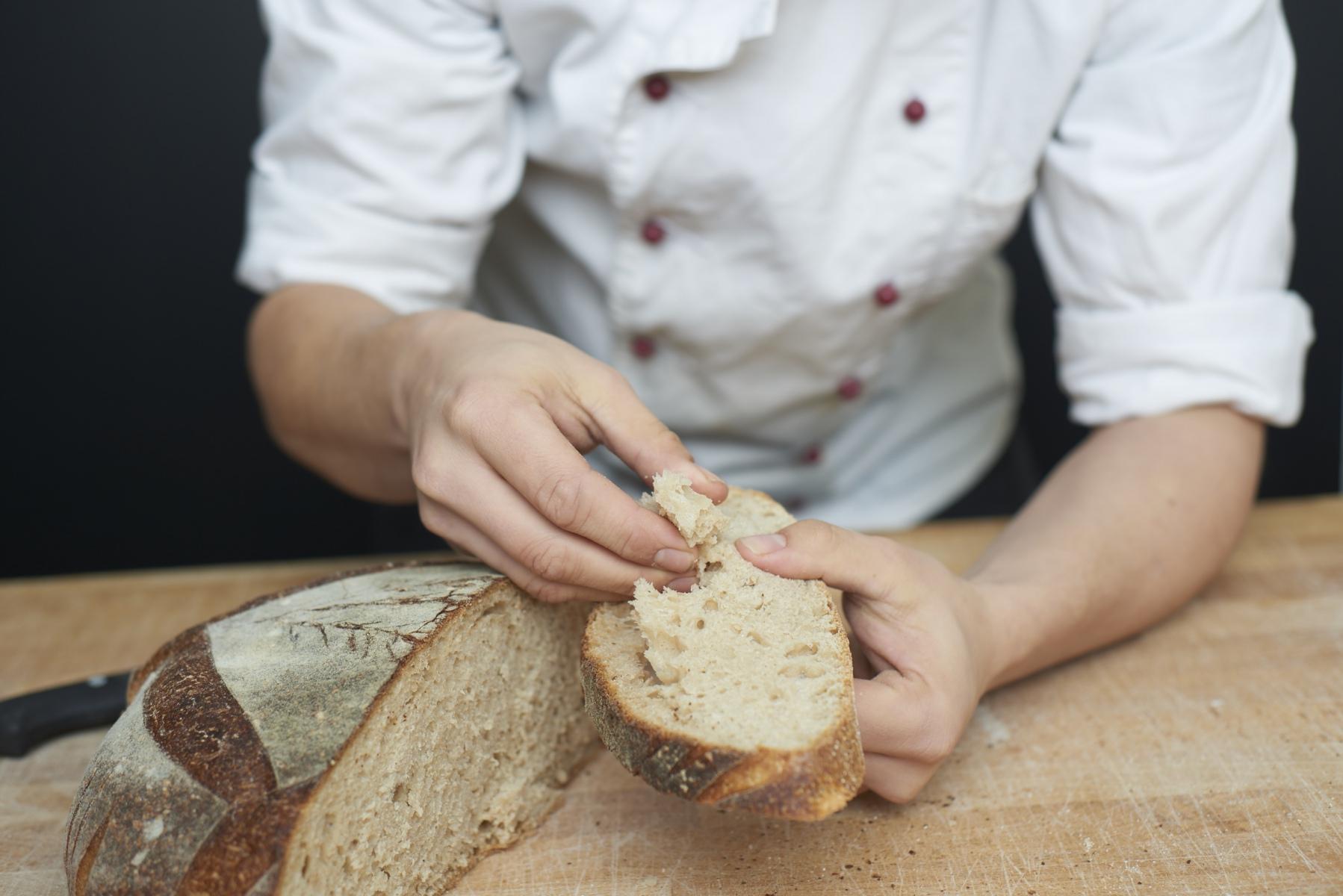 gut Brot will Weile haben